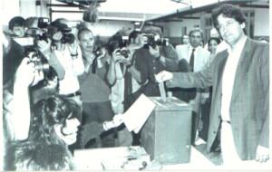 Rafael Michelini - elecciones 1994